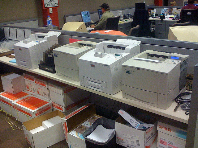 The Office Printing Assessment: A Simple Way to Reduce Costs While